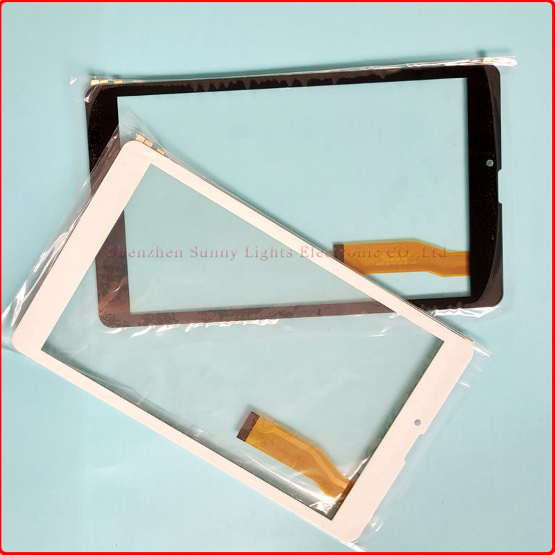 10PCs lot Original touch screen For 8 Tablet hsctp 826 8 v0 Touch panel Digitizer Glass