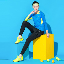 Table Tennis Clothing Suit Badminton Wear Womens Culottes Quick-drying Clothes Long-sleeved Sports