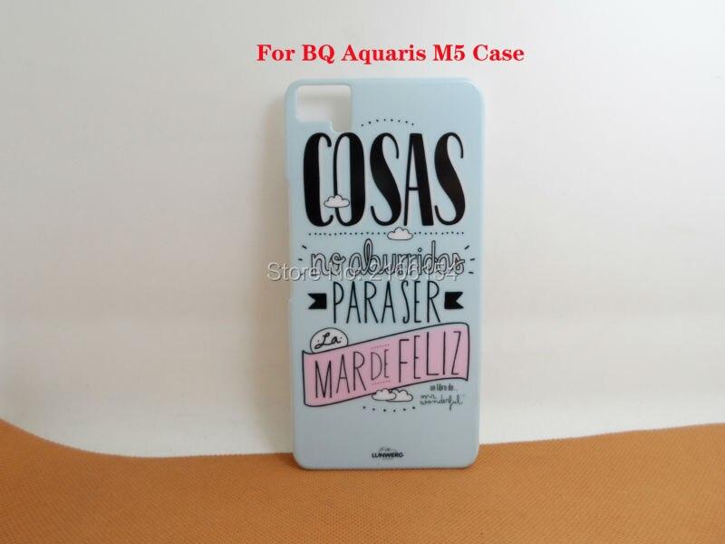 For BQ Aquaris M5 Case