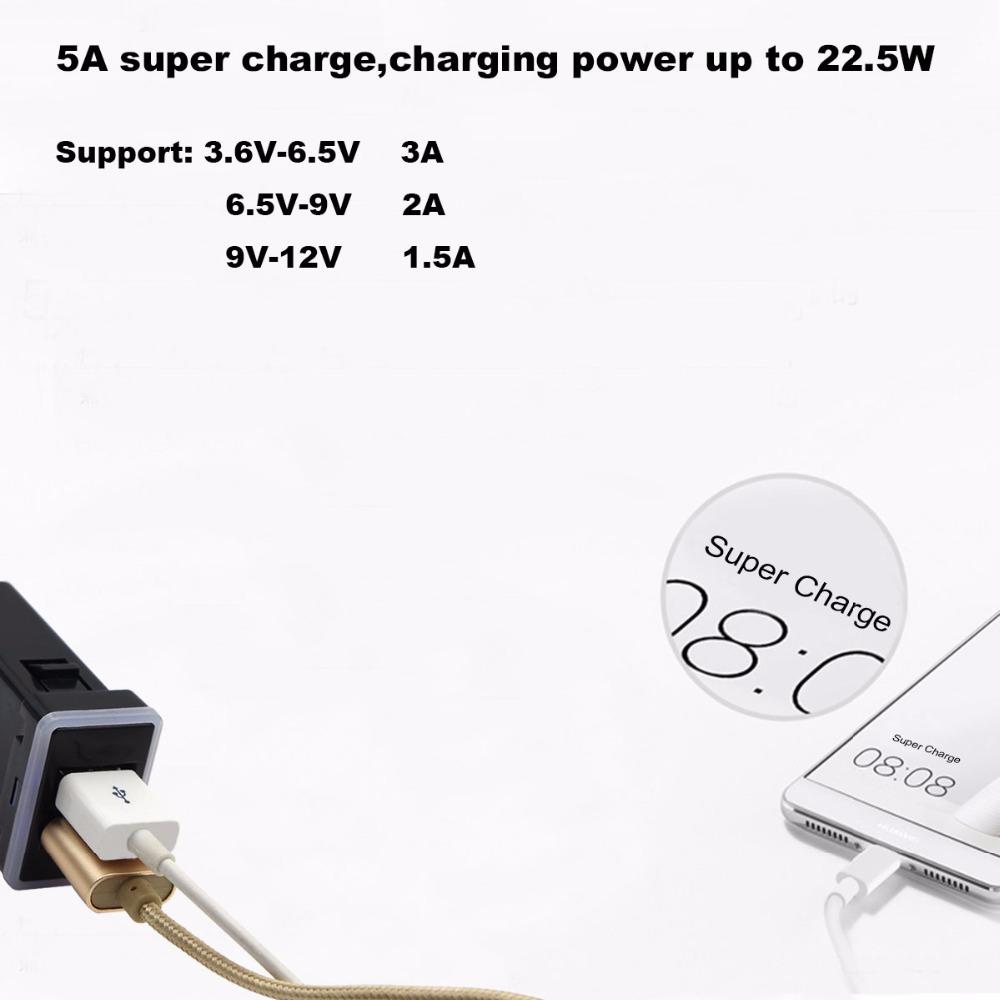 toyota super charge usb 2