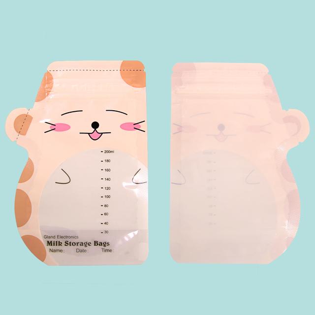 GL Breastmilk Storage Bags