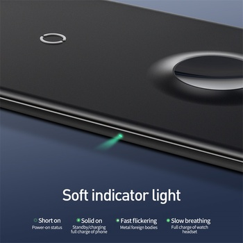 3 in 1 QI Wireless Charging Pad 3