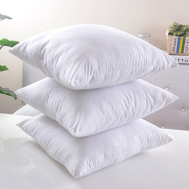 Ordinaire White Cushion Pillow Filling High Quality Cushion Core Pillow Core  Decorative Sofa Couch Car Chair Seat