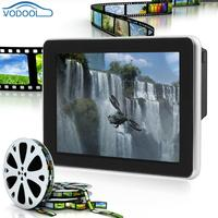 Vodool Universal Car Headrest Hanging Monitor 9inch Car Video Players 12V Digital Color LCD Auto Head Rest Car Accessaries