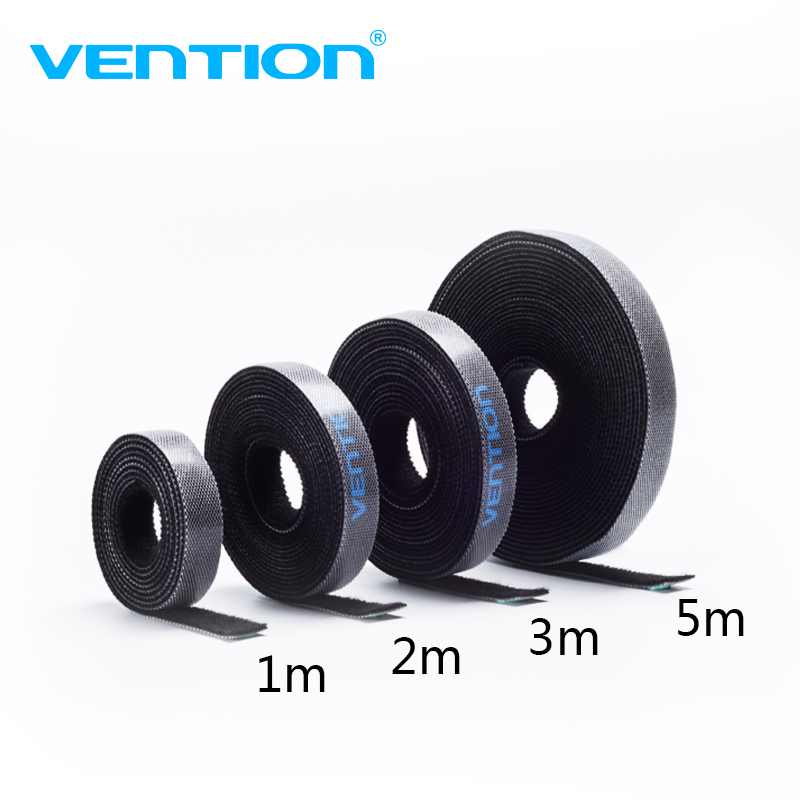 Vention 2019 New Cable winder USB Protector Earphone Organizer Holder Mouse Wire Clip Management Winder