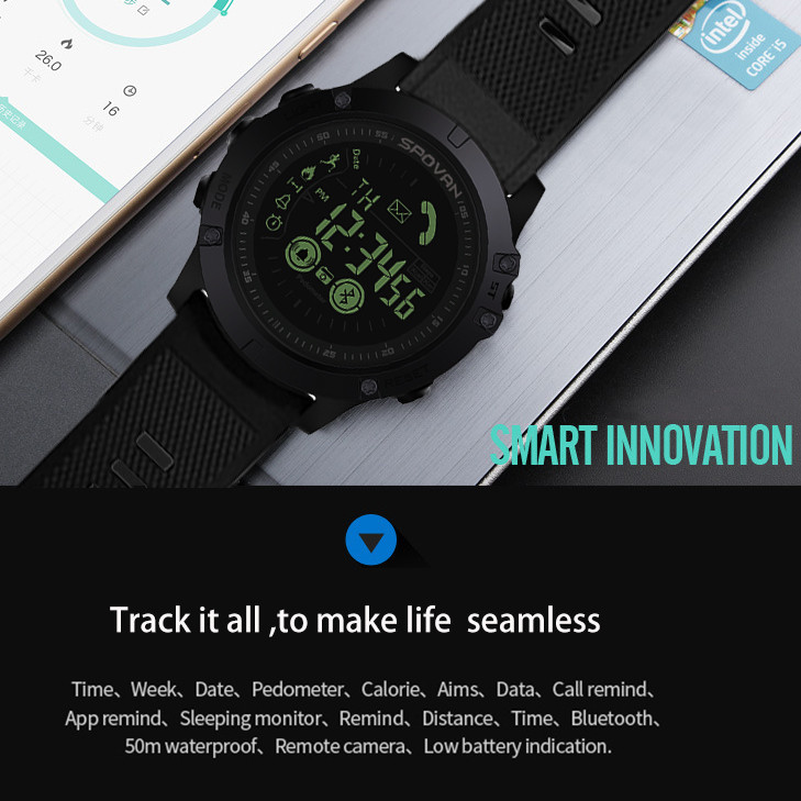 Waterproof Smart Watch Phone
