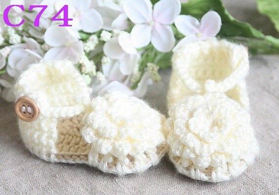 5eab8959b Free shipping Handmade Baby Shoes