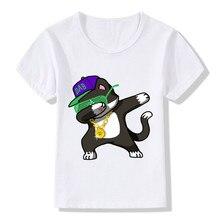Boy's Dabbing Animal T-Shirt