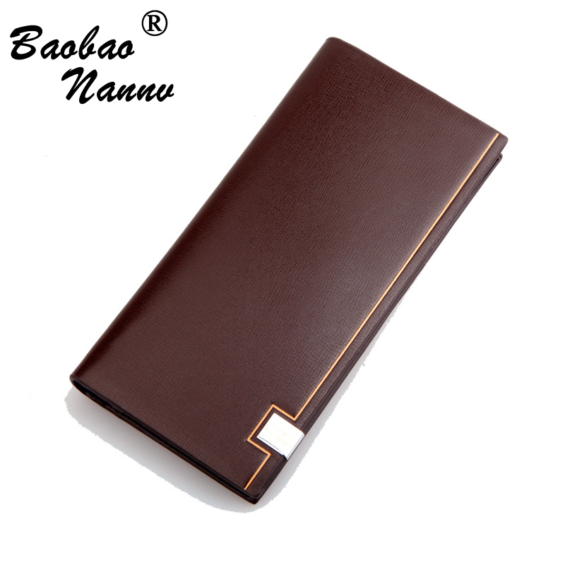 Wallet Men Leather Wallets Holders Purse Vintage Long Male Multi Card Clutch Leather Wallet Mens Money Bag Quality Guarantee new arrival 2017 wallet long vintage man wallets soft leather purse clutch designer card holders business handbags clips