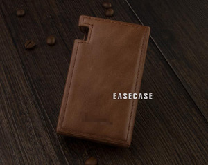 Image 2 - A6 Custom Made Genuine Leather case for IRIVER Astell&Kern A&norma SR15