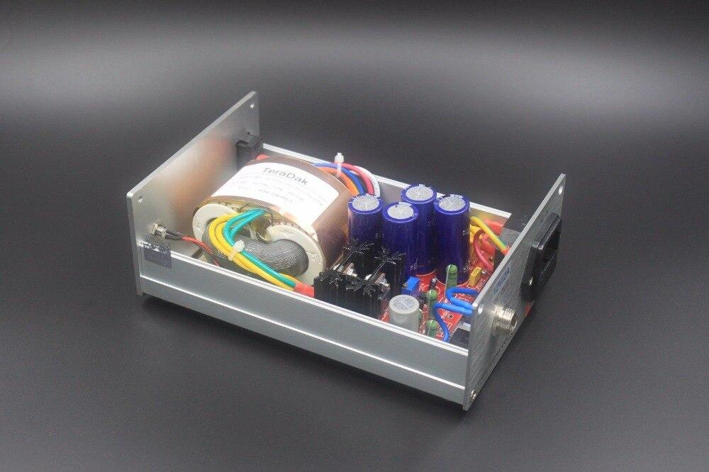TeraDak DC-30W 10V / 2A Athena USB furnizim linear me ndërfaqe - Audio dhe video në shtëpi - Foto 2