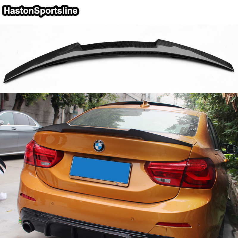 F52 M4 Style Car Carbon Fiber Rear Spoiler Wing For BMW F52 118i 120i 125i 2017UPF52 M4 Style Car Carbon Fiber Rear Spoiler Wing For BMW F52 118i 120i 125i 2017UP