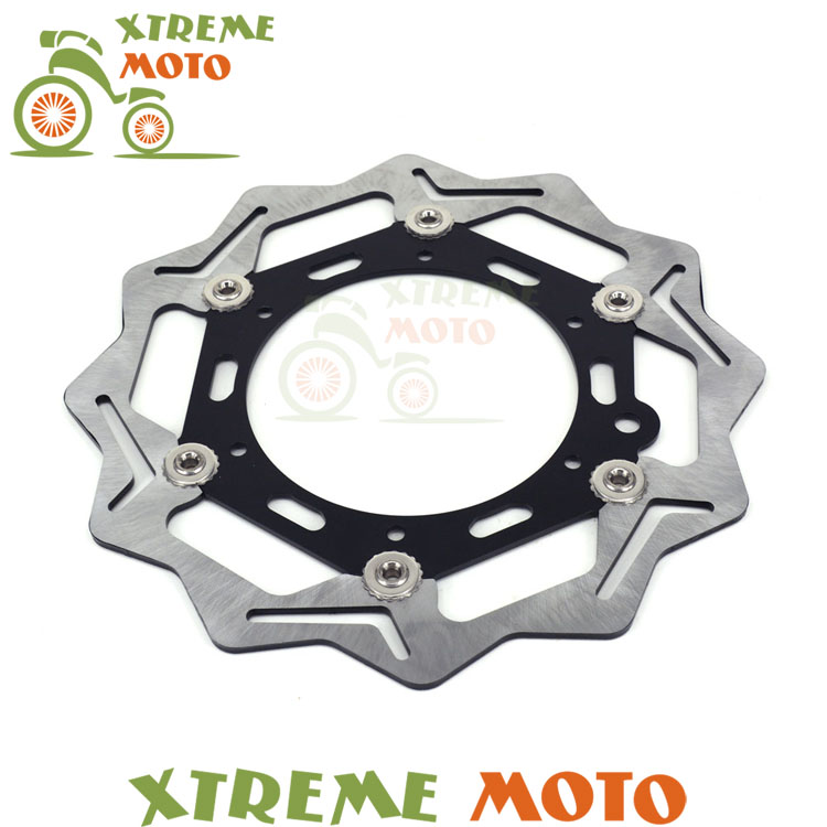 270MM Front Floating Brake Disc Rotor For Husqvarna TE125 TC125 FC250 FE250 TE250 TE300 FC350 FE350 FC450 FE450 FE501 14 15 Moto keoghs motorcycle brake disc brake rotor floating 260mm 82mm diameter cnc for yamaha scooter bws cygnus front disc replace