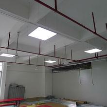 40W 600X600  dimmable LED Panel Light, Square Led ceiling Light kitchen bathroom bedroom white ceiling   downlighting