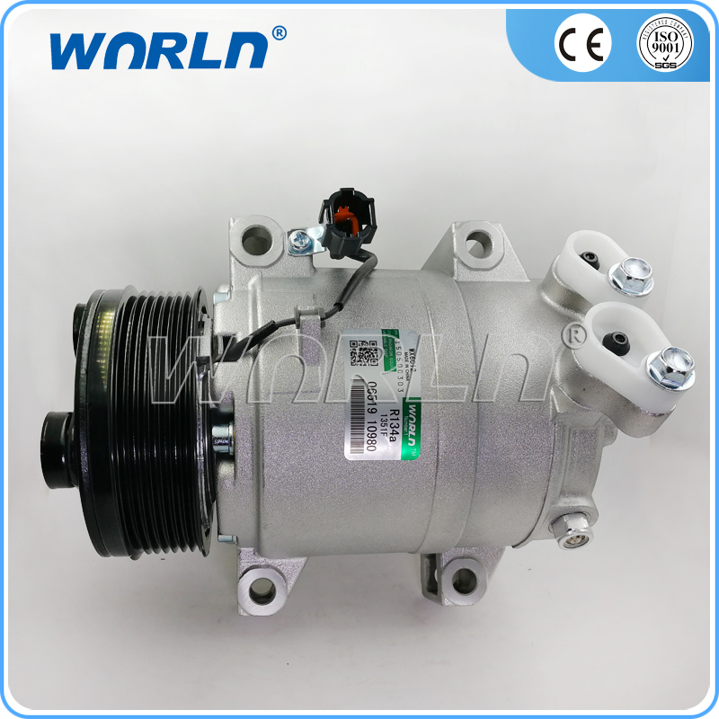 Back To Search Resultsautomobiles & Motorcycles Responsible Auto A/c Compressor For Nissan Armada 2005-2013/pathfinder 2004-2012/titan 2004-2013/nv3500 2012-2013/nv2500 2012-2014/infiniti Auto Replacement Parts