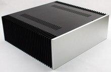 QUEENWAY WA68 alle aluminium reine bühne leistungsverstärker fall Chassis 430mm * 150mm * 412mm 430*150*412mm