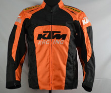 High quality KTM the Oxford motorcycle racing jacket clothes size XXXL meters with the protection of transmission