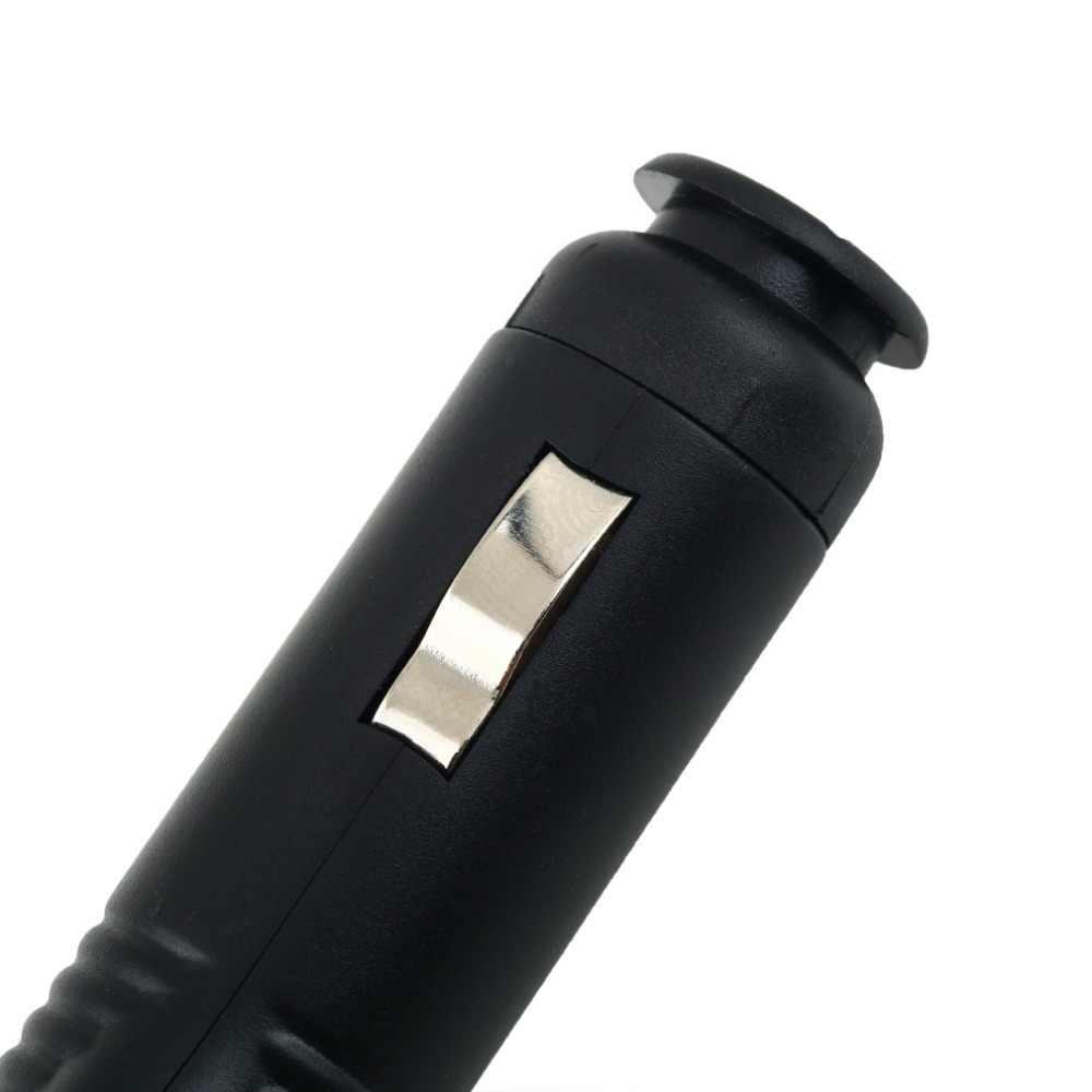 Universale Interruttore 12V Maschio Accendisigari Presa di Connettore Spina On Off 1.5m Nuovo