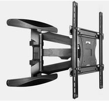2017 Excessive class retractable rack TV Wall Mount Bracket for supporting 30-70 inch TV swivel television perform for top class event