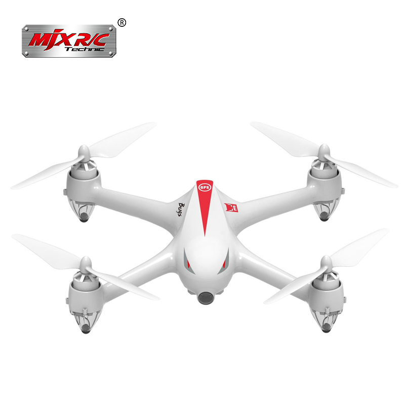 MJX Bugs 2 MJX Bugs B2C RC Drone with Camera HD 1080P Brushless GPS Return RC Quadcopter Dron Helicopter Altitude Hold RC Toys запчасти и аксессуары для радиоуправляемых игрушек mjx f46 f646 2 4g 4 rc 006 10pcs lot