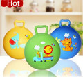 Hot Inflatable Bouncing Ball Plastic Balls For Kids Colorful Cartoon Animal Educational Sport Toys Ball Baby Ball Toys