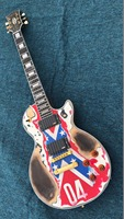 Cheapness Promotions Aged Electric Guitar Custom Model Mahogany With British Customize Logo Available 171123