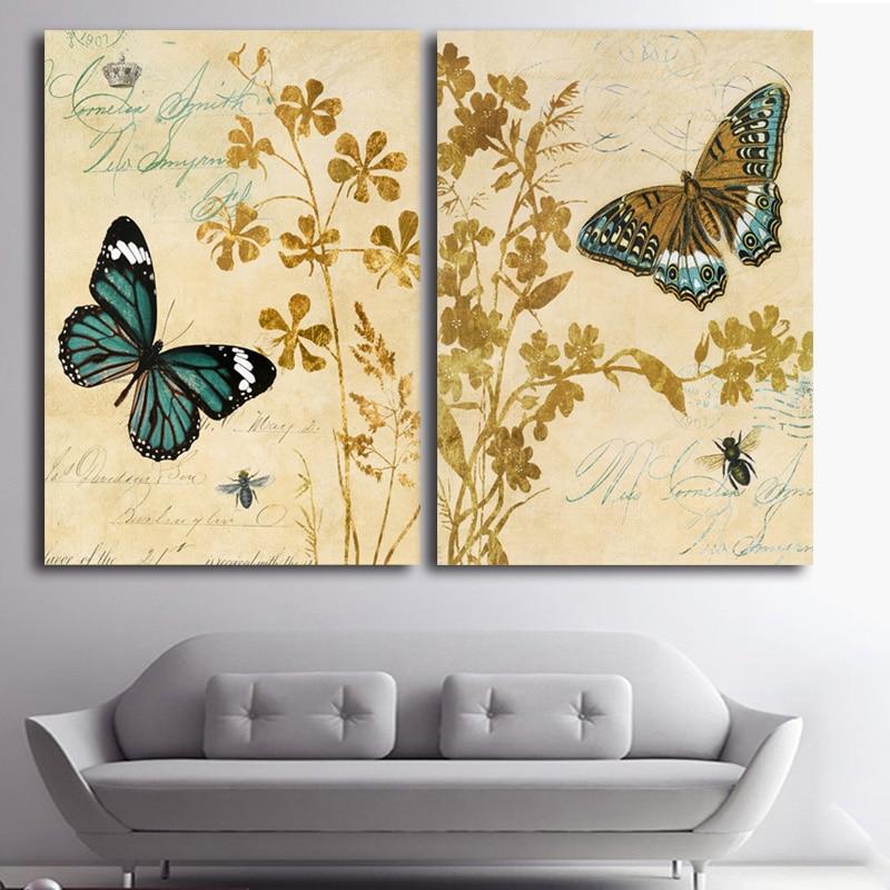 Attractive Gossip Girl Butterfly Wall Art Motif - Wall Art Design ...