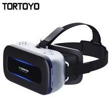 Все в одном Android 4.4 VR shinecon AIO01 Bluetooth 4.0 3D виртуальной реальности Очки Умные очки VR коробка 2 г + 16 г WI-FI 1920*1080 HD