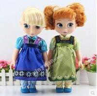 דיסני צעצועי צעצועים זולים סיטונאיים ישירה במפעל Ty025 Juguetes Elas קפואה הנסיכה אנה בנות מתנת צעצועים לתינוקות