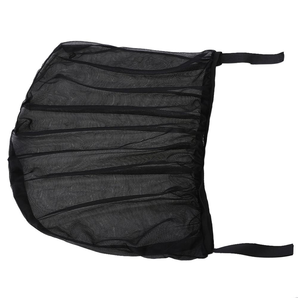 2pcs Car Sunshade Rear Side Window Mesh Sun Visor Shade Cover Shield UV Protector Fabric Window Sunshade Protective Accessories