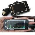 """2.4 """"LCD Pantalla de Espectro Analizador de Música MP3 PC Amplificador Indicador de Nivel de Audio music ritmo Analizador"""