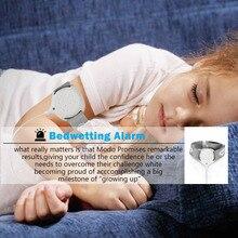 Sensor Alarm Arm Wearing Sleeping Security Enuresis Bedwetting Urine Enuresis Urinary Incontinence Aids Baby Kids Elder People