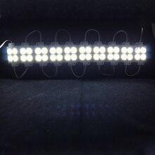 20pcs/lot waterproof SMD5630  4leds led module DC12V LED | backlighting indoor/outdoor light
