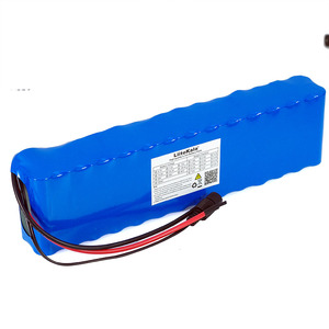 Image 2 - Liitokala 24V 10ah 7S4P batteries 250W 29.4v 10000mAh Battery pack 15A BMS for motor chair set Electric Power + 29.4V 2A Charger