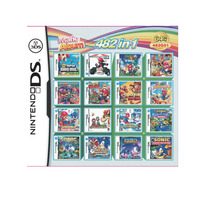 US Version 482 IN 1 Game Cartridge for Nintend NDS NDSL 3DS 3DSLL