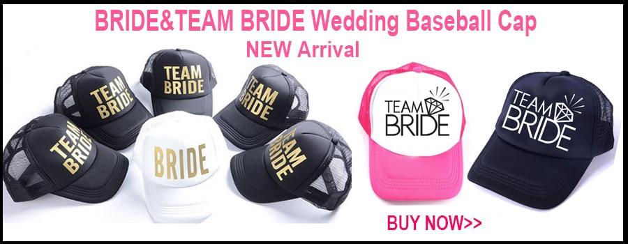 bride caps -