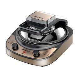 Automatyczne urządzenie do gotowania inteligentny dla smakoszy żywności kuchenka gospodarstwa domowego dużej pojemności frytkownica powietrza maszyna do 4L 220 v w Roboty kuchenne od AGD na