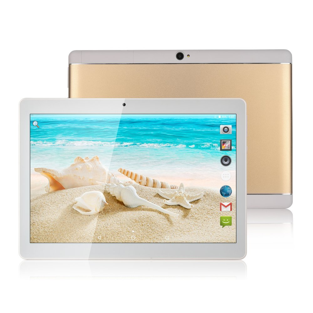 10 Inch Android 6.0 Tablet PC Pad Phablet Tab Octa Core 2GB RAM 32GB ROM 10.1 1920x1200 IPS 4G TDD FDD Dual SIM Phone Call