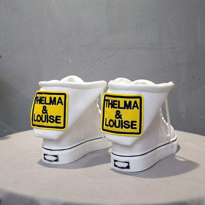 Plat Haute Au Confortable Femmes Chaussures Sauvages Casual Aider Peluche Chaud Nouveau White Automne Dames 2018 Cuir Blanc En Femme Garder Hiver parpqF
