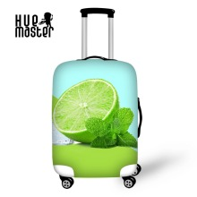 Luggage Cover Flower Printing Suitcase Protective Covers Elastic Suitcase Dust Cover Copri Valigia Travel Accessories Capa Mala недорого