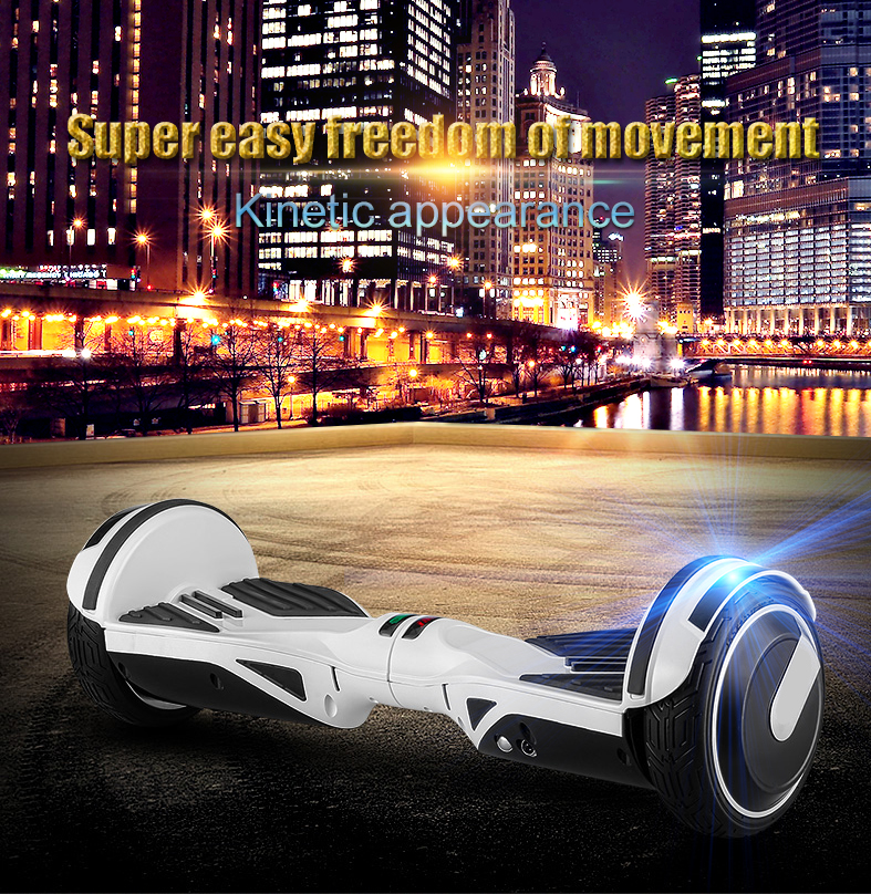 Amazing New Arrival! Faster Electric Self Balance Scooter Drift Hoverboard Led and Bluetooth Two Wheel Electric hover board