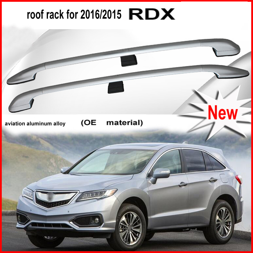 Original Style For RDX Roof Bar Roof Rack Rail/luggage Cross Bar,install  With Screws,thicken Aluminum Alloy,best Recomended.