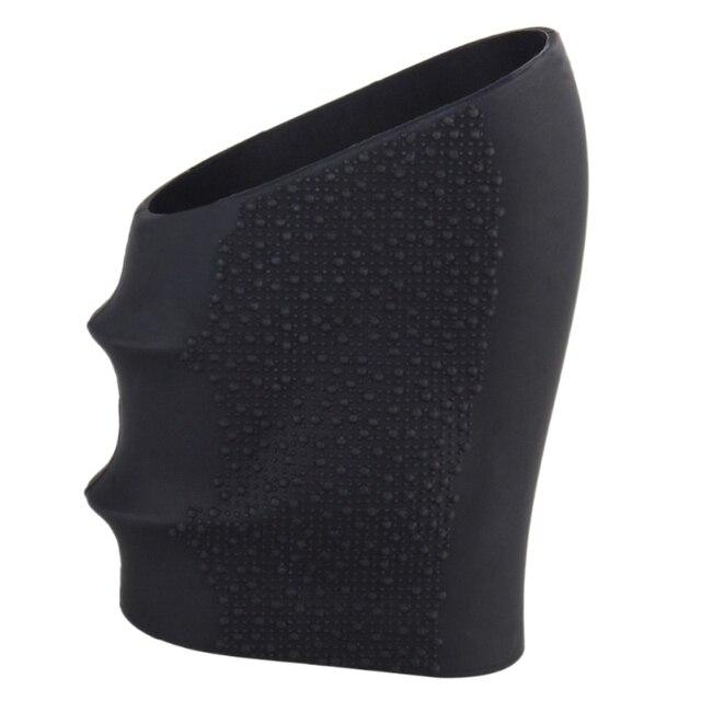 Тактическое оружие резиновое защитное рукоять перчатки наружные Охотничьи Аксессуары Тактические нескользкие кобура Глок 17 19 20 26