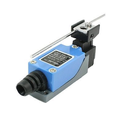 Momentary Rotary Adjustable Lever Limit Switch AC 250V 5A DC 115V 0.4A ME-8107 ME8107 tz 8104 electric rotary lever enclosed limit switch