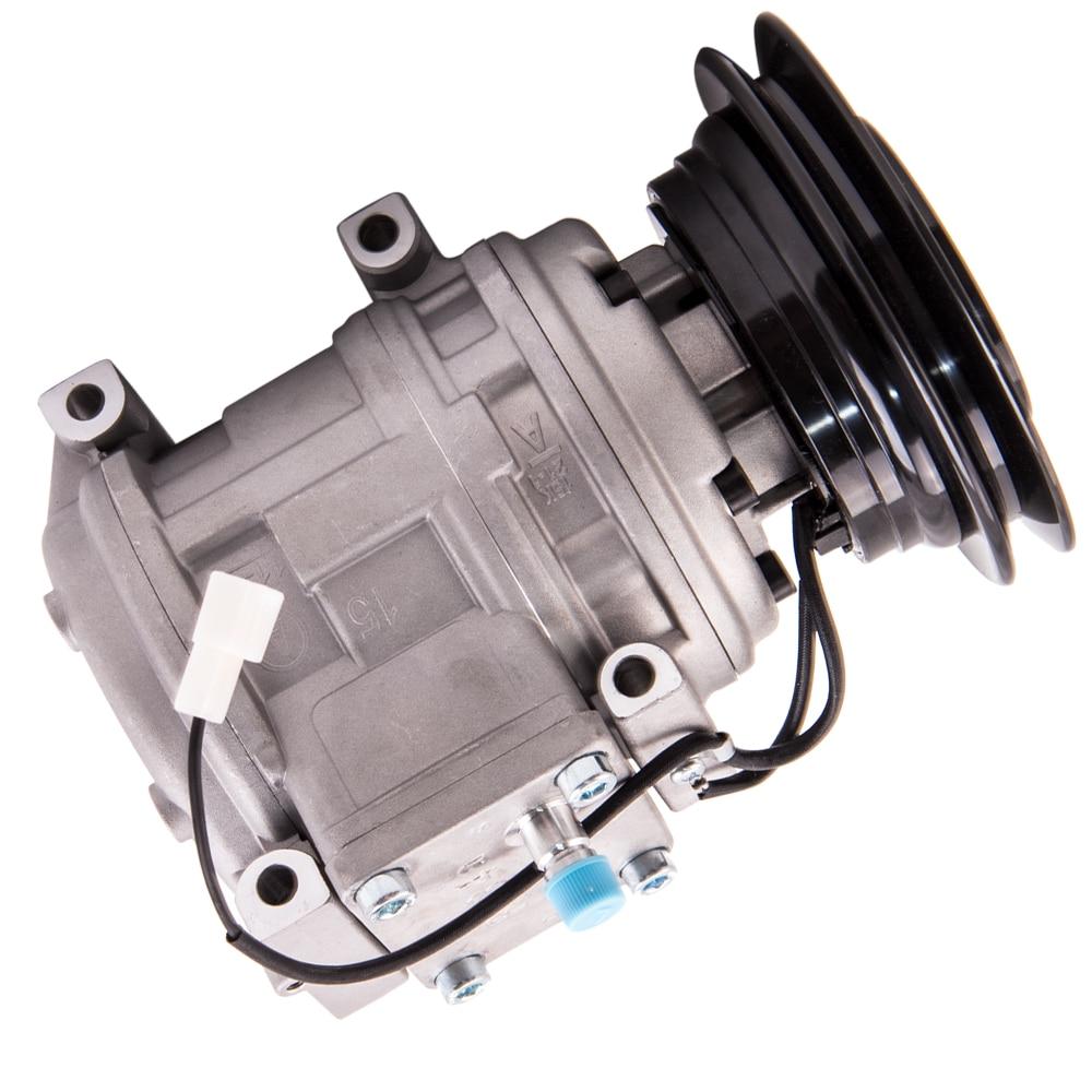 Automobiles & Motorcycles Air Conditioning Compressor Fit Landcruiser Hzj105 4.2l Diesel 1hz Air Con A/c Ac 98-07 For Toyota Landcruiser Hzj 105 4.2l