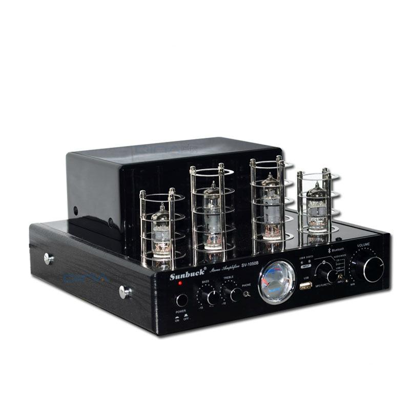 Здесь продается  New 10D SV-1050B Home USB/Bluetooth/CD Tube HIFI Fever Amplifier  Бытовая электроника