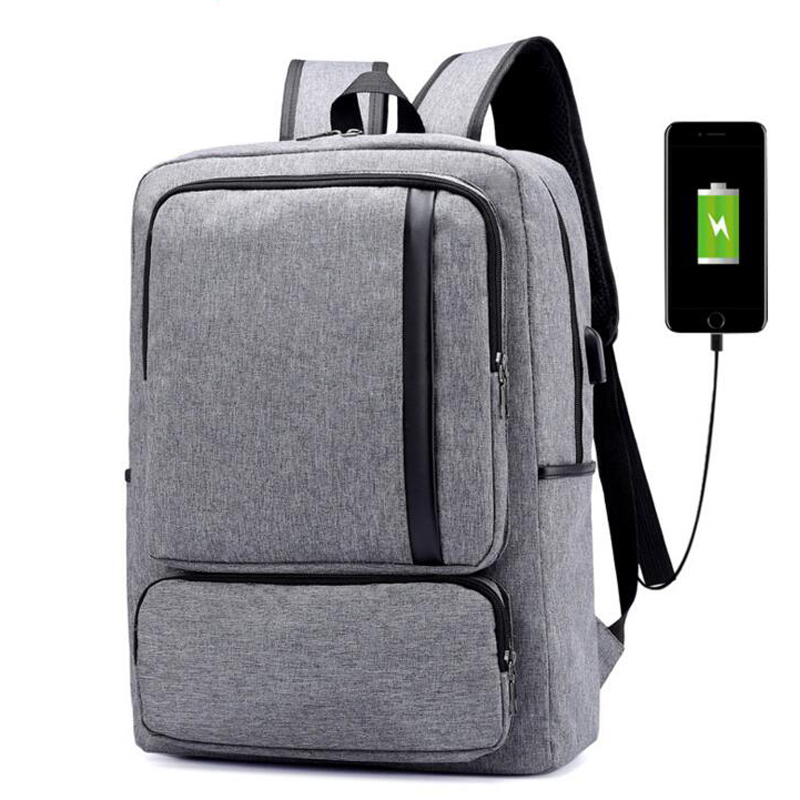 USB Charge Backpack for Teenagers Boys Girls School Work Backpack for Men Women Office Lady Laptop Tablet Shoulder Bag Pack fashion women backpack for school teenagers girls boys school bag ladies backpack men back pack for 15 6 laptop high quality