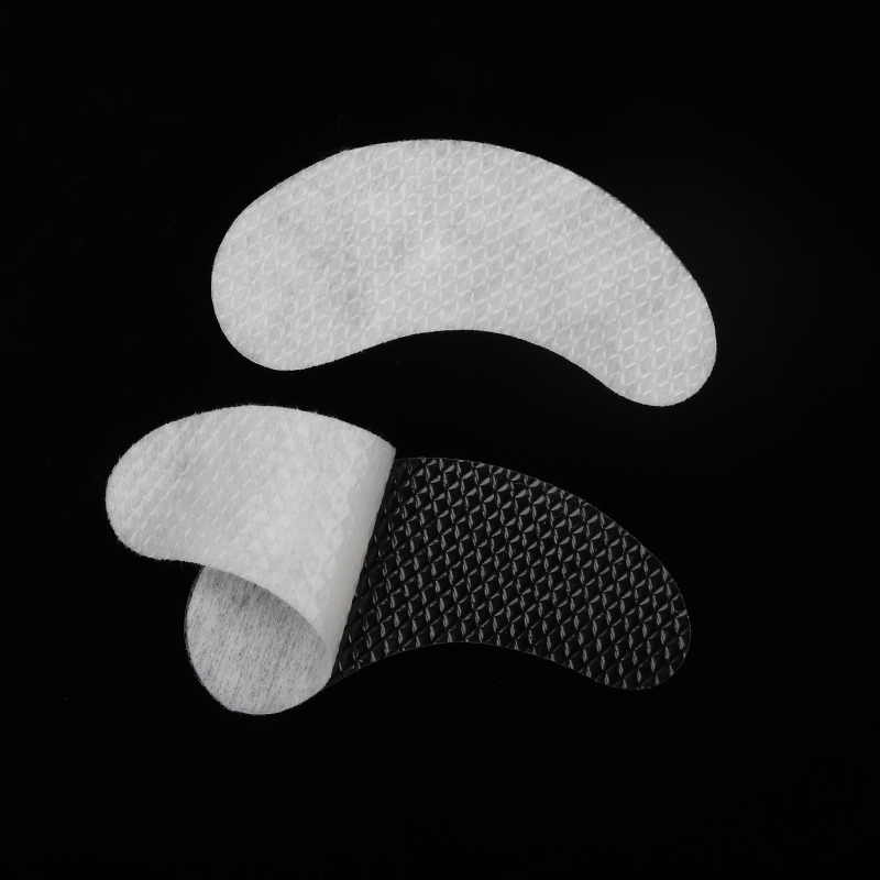 100 Pairs Thin Patches Lint Free Under Gel Eye Pads Eyelashes For Eyelash Extension Eye Tips Sticker Wraps Make Up Tools