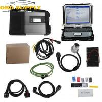Star диагноз мб звезда c5 sd c5 + ноутбук D630 + с DTS программного обеспечения HDD Авто диагностический сканер Профессиональный для benz
