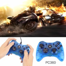 Gasky New Blue Wired Controller Gamepad with USB Cable For Nintendo Switch Video Game Console PC Gaming Joystick Boy Kid Gift